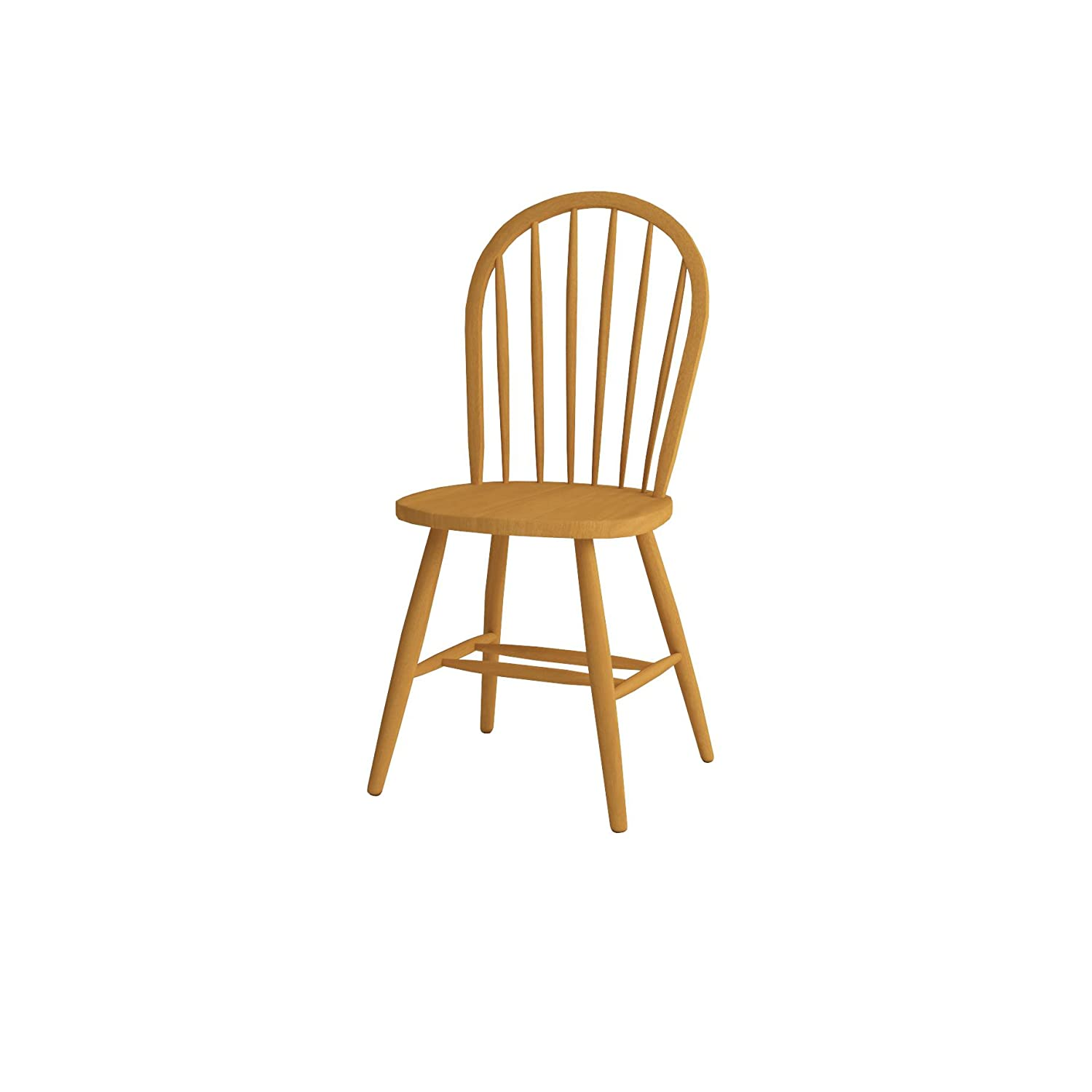 sc 1 st  Knebelvig Bådelaug & Winsome Wood Windsor Chair Natural Set of 2 89999