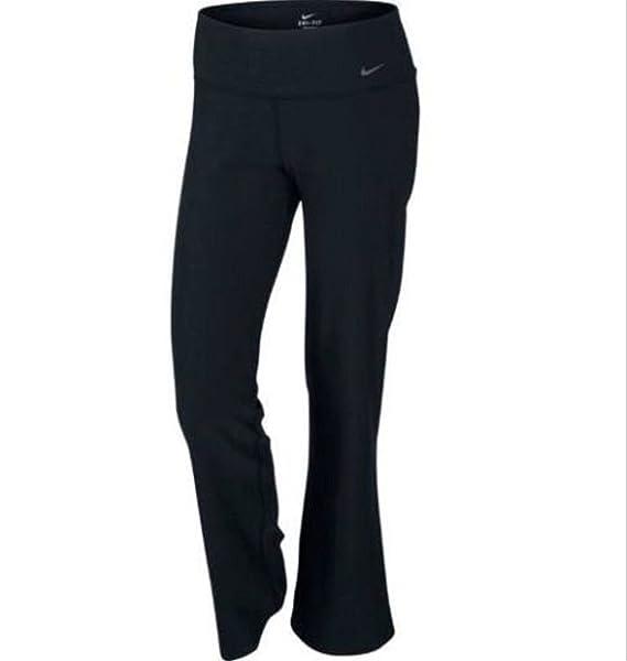 Amazon.com  Nike Womens Legend 2.0 Training Pants Slim Fit Black ... a550d4300