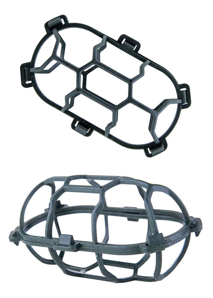 Egg Bouquet Floral Cage - 4'' Wide 2pk by Syndicate Sales