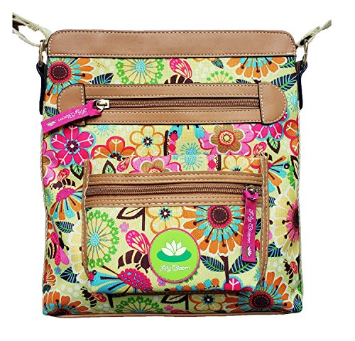 Lily Bloom Crossbody Bag, Eco Friendly, BUSY BEE
