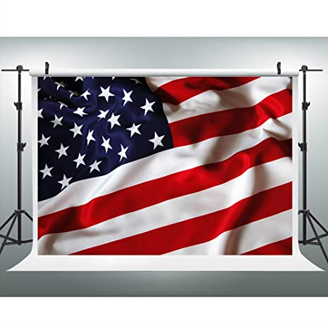 amazon com maijoeyy 7ftx5ft american flag photography backdrops 4th