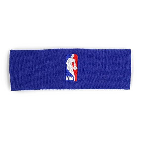 Nike Headband NBA Cinta, Unisex Adulto, Azul (Rush Blue), Talla ...