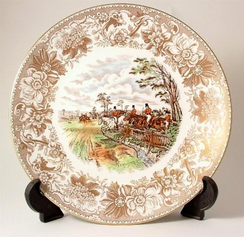 (Spode Hunting Scenes Full Cry produced from engravings after J F Herring LE of 2000 ONLY CP200)