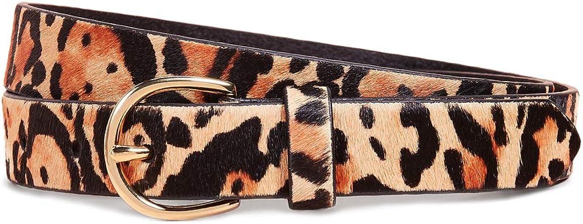 Fashion business causal women Slim tiny belt 2.5CM Width