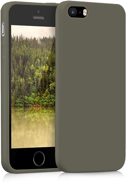 cover iphone 5s verde petrolio