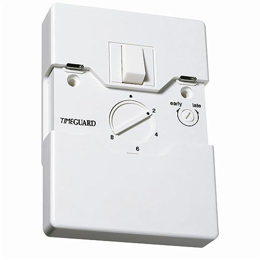 Timeguard zv210 programmable security light switch single gang timeguard zv210 programmable security light switch single gang aloadofball Choice Image