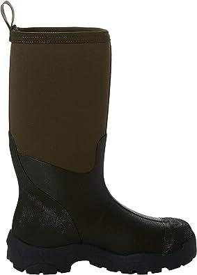 TALLA 44/45 EU. Muck Boots Derwent II, Botas de Agua Unisex Adulto