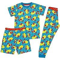 Pijama Menino 03 peças Toddler