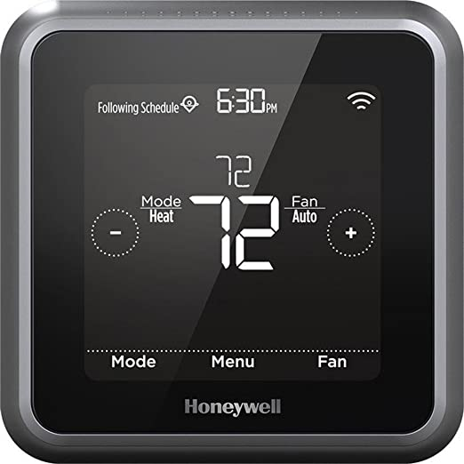 Honeywell Lyric T5 Wi-Fi Smart Thermostat Multi-Pack (Grey/Black) - RCHT8610WF2006 (3-Pack) - - Amazon.com