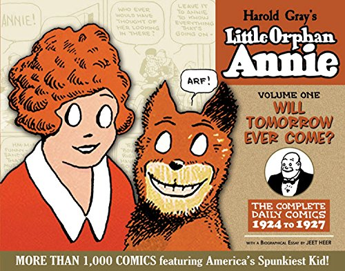 Complete Little Orphan Annie Volume 1 (Little Cat Gray)