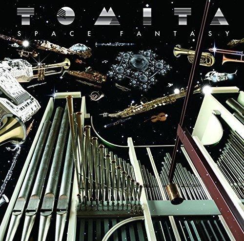 SACD : Isao Tomita - Space Fantasy (original Soundtrack) (Japan - Import, 2PC)