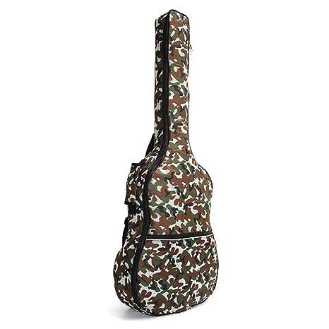 JUSTDOLIFE Bolsa De Guitarra Cover De Guitarra Mochila De Guitarra ...