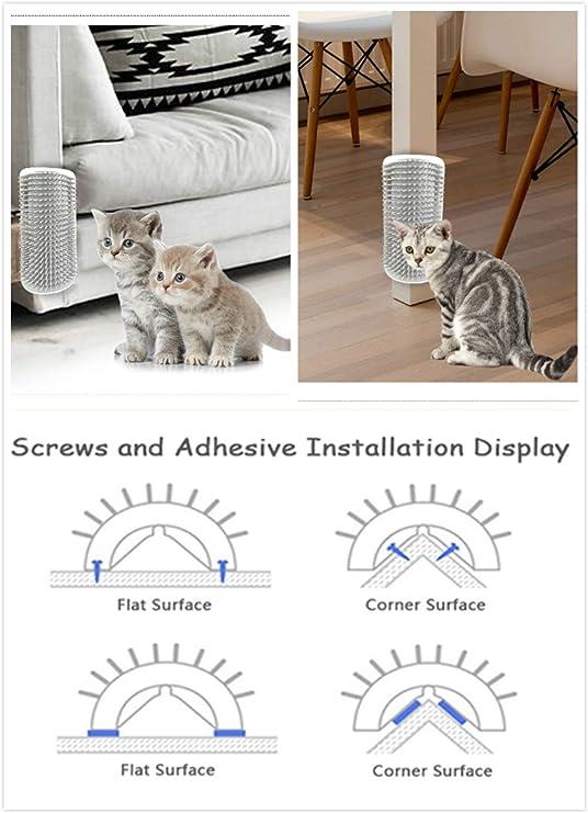Amazon.com: Versión mejorada: Auto aseo para gatos con ...