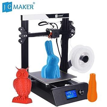 Leslaur JG Maker Magie - Impresora 3D de escritorio de alta ...