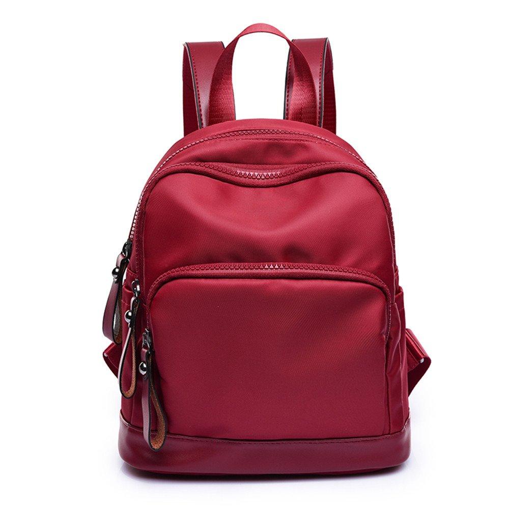 70%OFF SJMMBB Oxford cloth double bag women bag small bag,gules,32X27X11CM