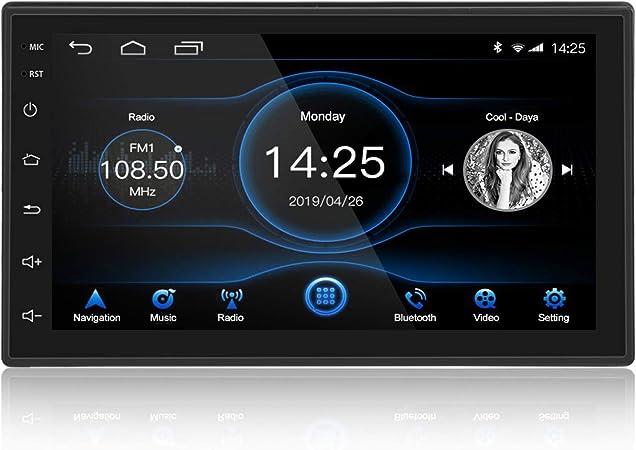 Ezonetronics 7 Inch Android 8 1 Car Radio Stereo 1024 X Elektronik