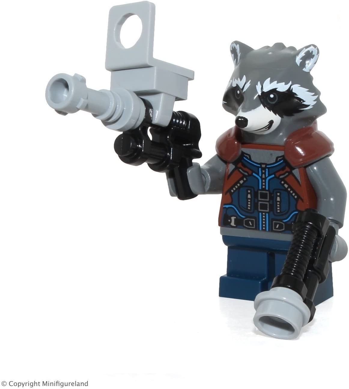LEGO Super Heroes: Guardians of the Galaxy Vol. 2 MiniFigure - Rocket Raccoon (76079)