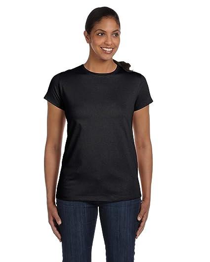 510344de Amazon.com: Womens Hanes 5.2-oz Relaxed Fit Jersey ComfortSoft T ...