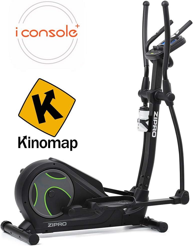 Zipro Heat Crosstrainer - Bluetoot + Kinomap + iconsole