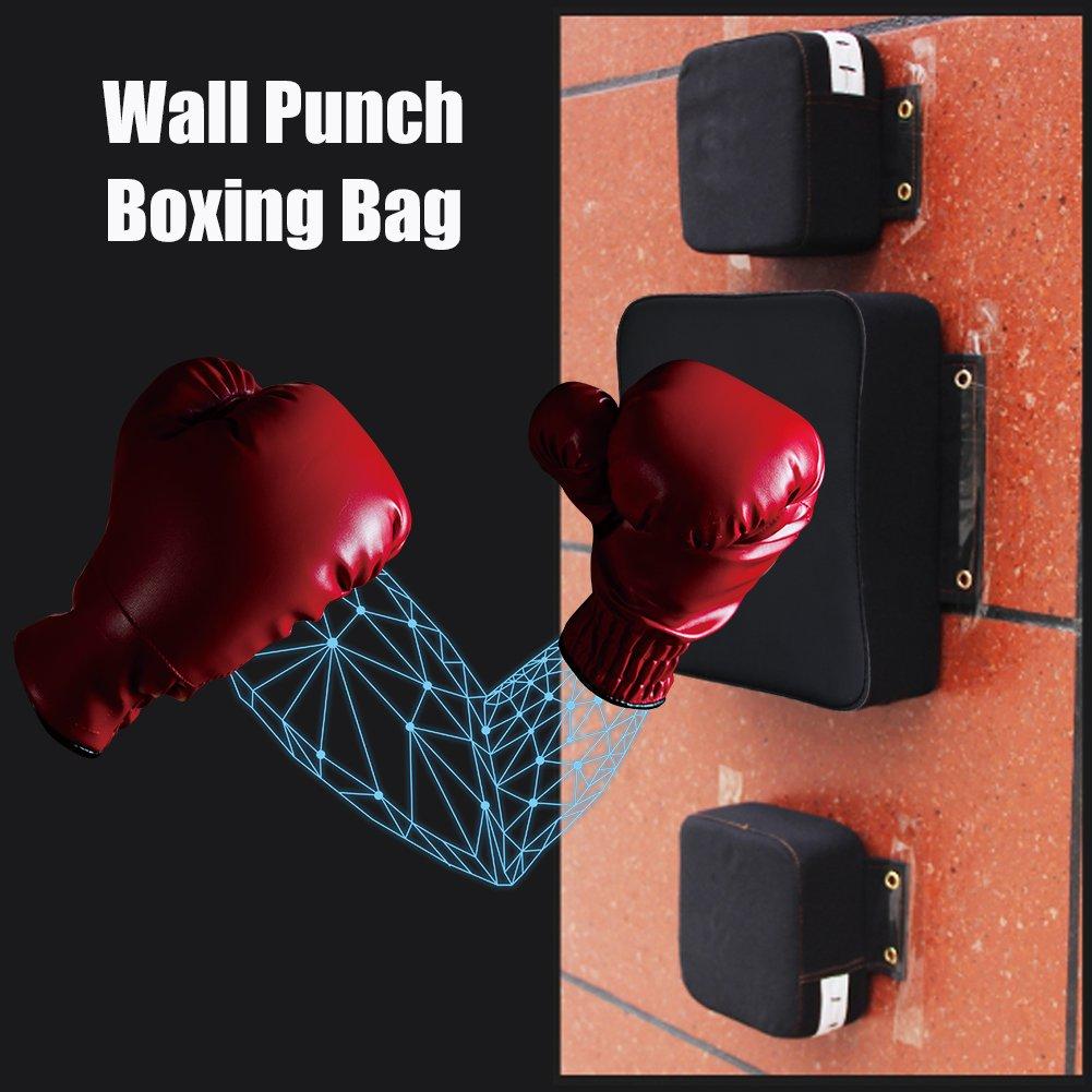 Thai Kickboxing Taekwondo Karate Objetivo Focus Pad Coj/íN Mitts Training Aid Wall Fighting Punching Thick Pad Boxing Target Pad Dioche Focus Target Pad