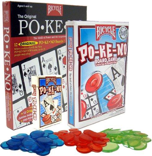 買取 ultimate pokeno deluxe set with 100 each free green red amp