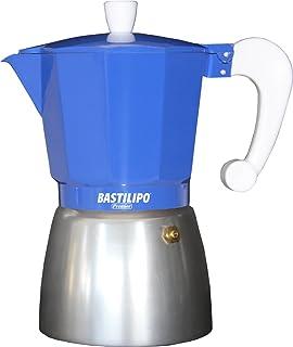 VonShef Cafetera Italiana de 6 tazas – Cafetera para espresso en ...