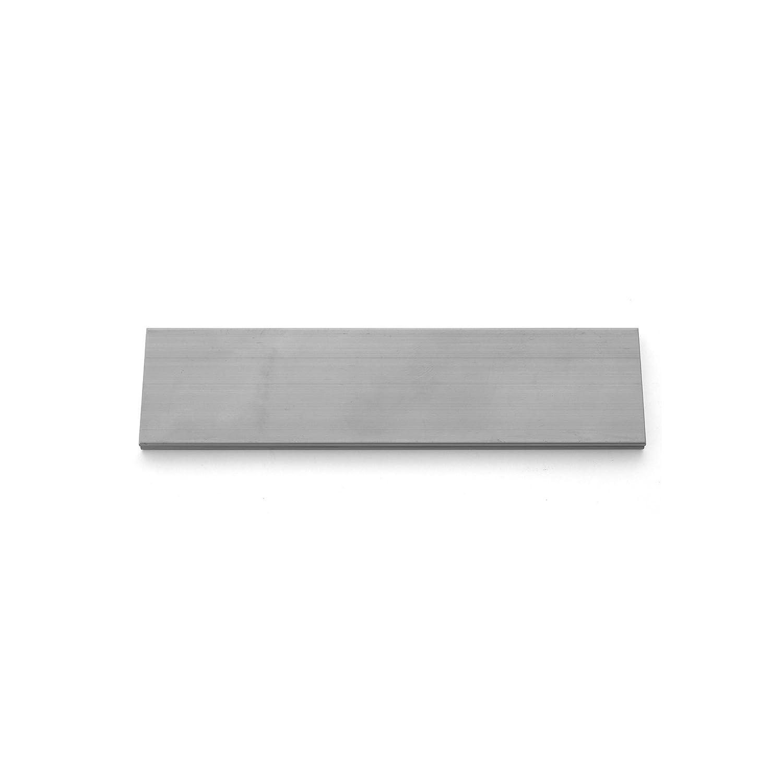 Empty Aluminum Blank 4 x 1 for KME Gritomatic