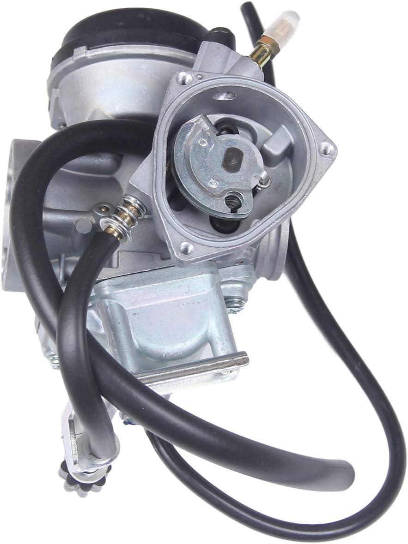 BH-Motor New Carburetor Carb for Suzuki Ozark 250 LTF250 LT-F250F LT-F 250 4X4 2002-2009 Replace# 13200-05G01