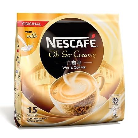 Nescaf_ Ipoh White Coffee ORIGINAL (15 Sachets) -
