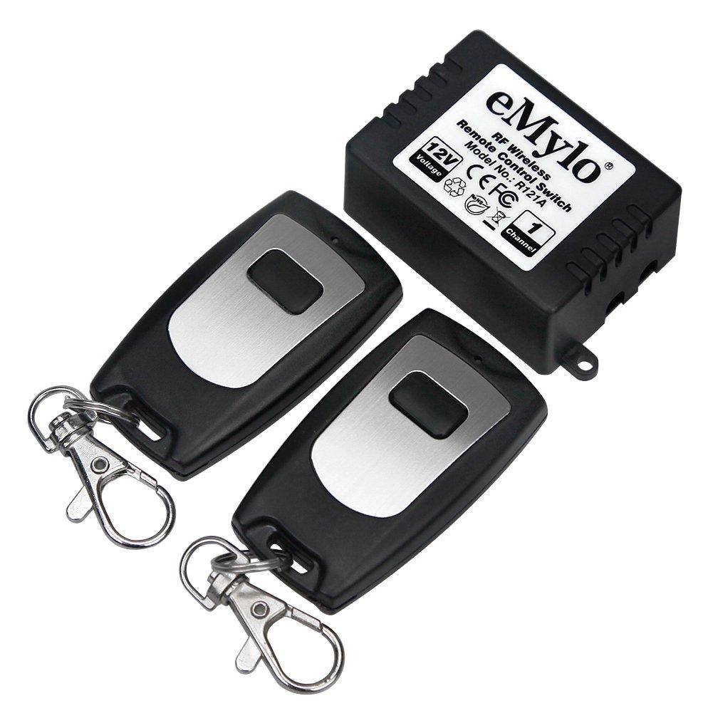 Schema Elettrico Emylo : Emylo dc v canale mhz telecomando interruttore della luce