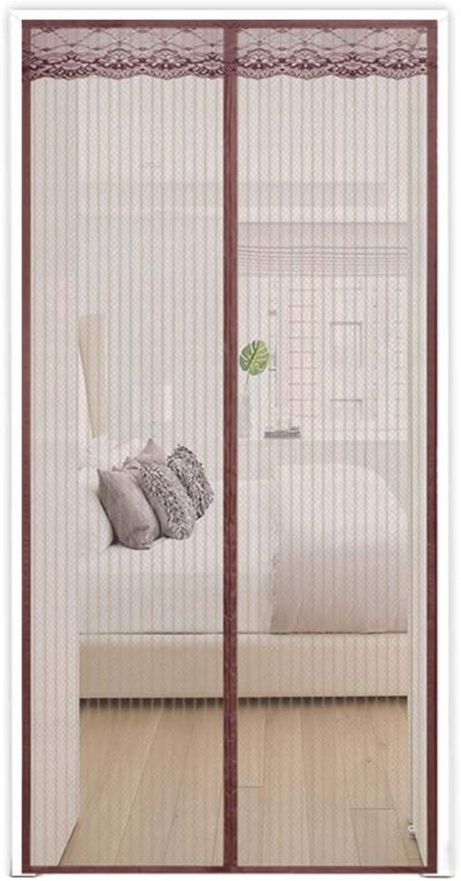 Xiaoxi Cortina Mosquitera para Puertas, Anti Insectos Moscas Mosquitos, la Cortina de Malla se Adapta a la Puerta, para Puertas Correderas/Balcones/Terraza,90 * 210cm: Amazon.es: Hogar