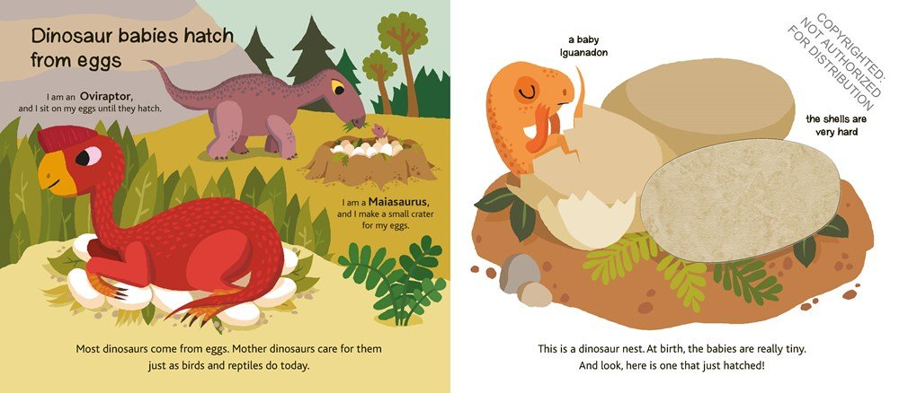 Dinosaurs: Touch and Explore by TWIRL (Image #2)