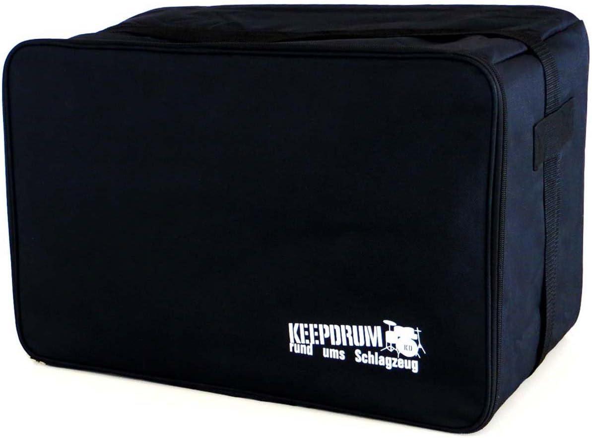 Schlagwerk CBA3SW Kit de montage sac de transport Keepdrum coussin d/'assise Caisse Caj/ón