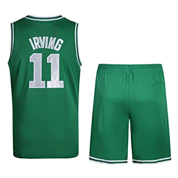 best service 0665b f725b NBA Celtics No. 11 Juventus Jersey Men's Basketball Wear Set ...