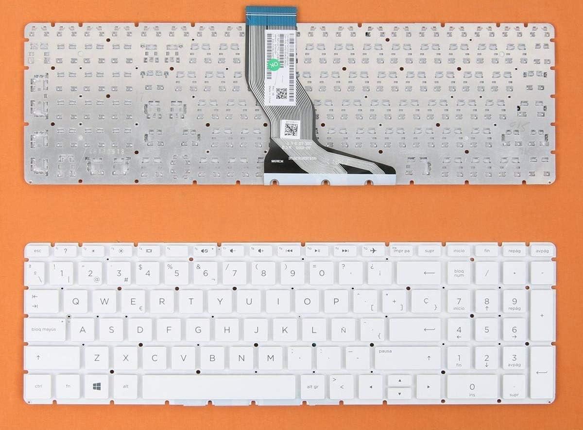 TECLA2XTATIL TC2X Teclado para portatil HP 15-bw040no 15 ...