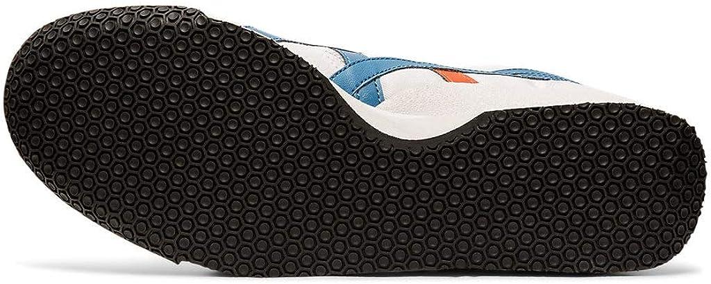 Onitsuka Tiger Mexico 66, Basket à col Bas Homme Glacier Grey Winter Sea