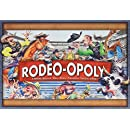 Rodeo-Opoly Monopoly Board Game by Late for the Sky