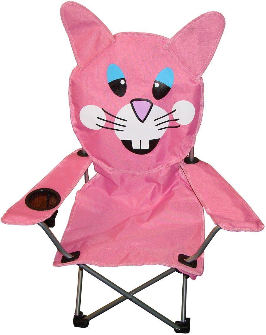 VMI Folding Chair for Kids, Bunny Face