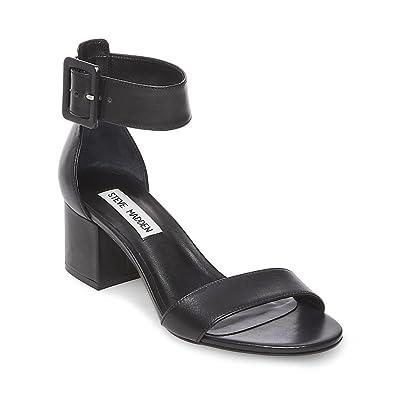 Steve Madden INDIGO - Sandals - black 2vLodF6