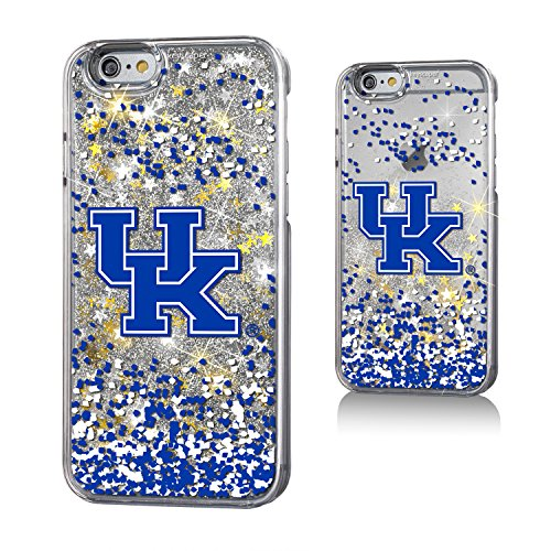 Kentucky Wildcats Gold Glitter iPhone 6 & 6s Case (Wildcats Glitter)