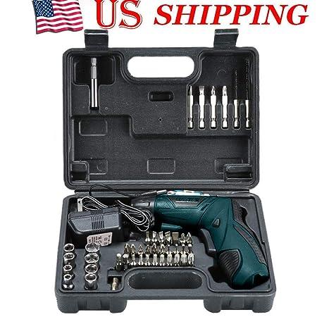Amazon.com: VITHCONL Tools - Destornillador eléctrico de 4,8 ...