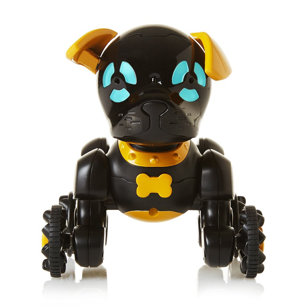 WowWee Chippies Robot Toy Dog -  Chippo (Black) by WowWee (Image #2)