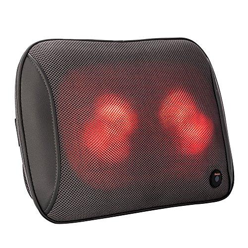 Samesay Shiatsu Back Massager Pillow Only $20