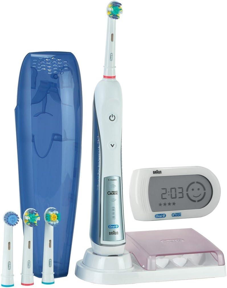 Oral B Triumph 5000 Spazzolino Elettrico Professional Care [Importato da Unione Europea]