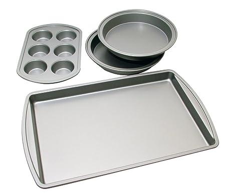 Kitchen Elements 4 Piece Starter Bakeware Set