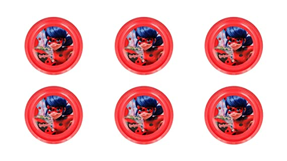 ALMACENESADAN Disney Minnie Mouse, 0314, Pack de 6 Cuencos ...