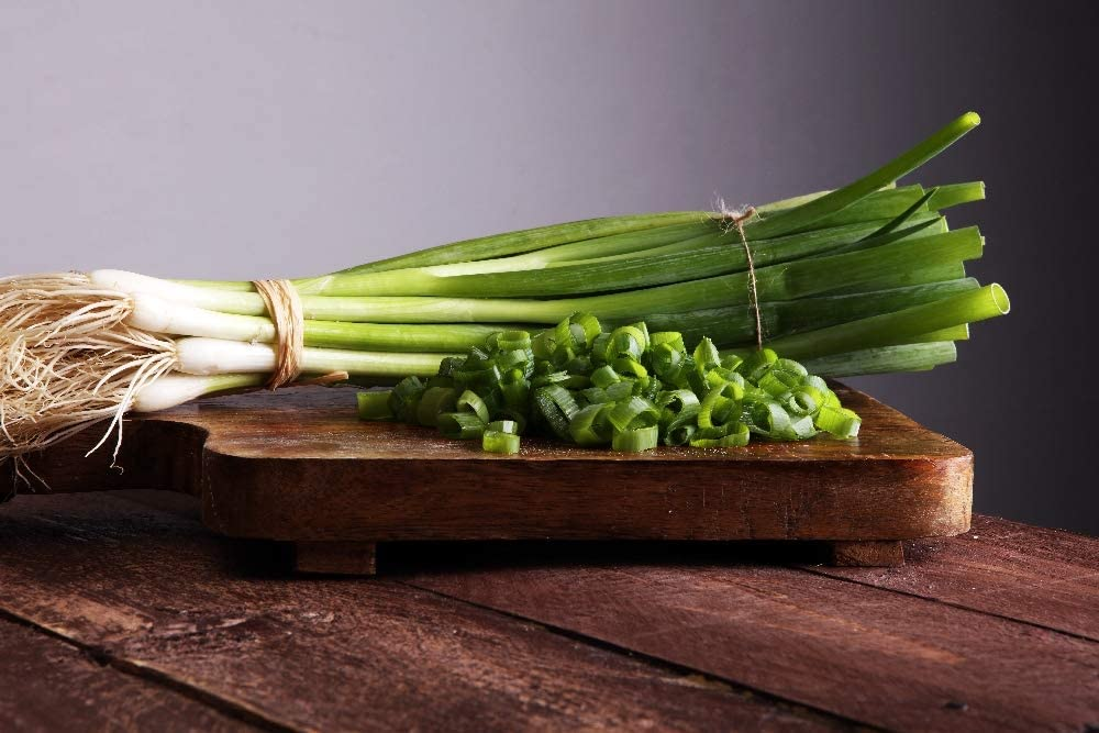 Légumes Ciboule Onion Blanc Allium Fistulosum Environ 1000 Graines Herbes
