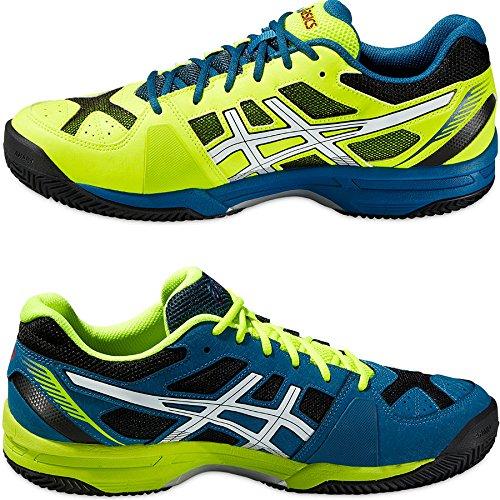 ASICS Gel-Padel Exclusive 4 SG - Zapatilla Padel para Hombre 46709 (45): Amazon.es: Zapatos y complementos