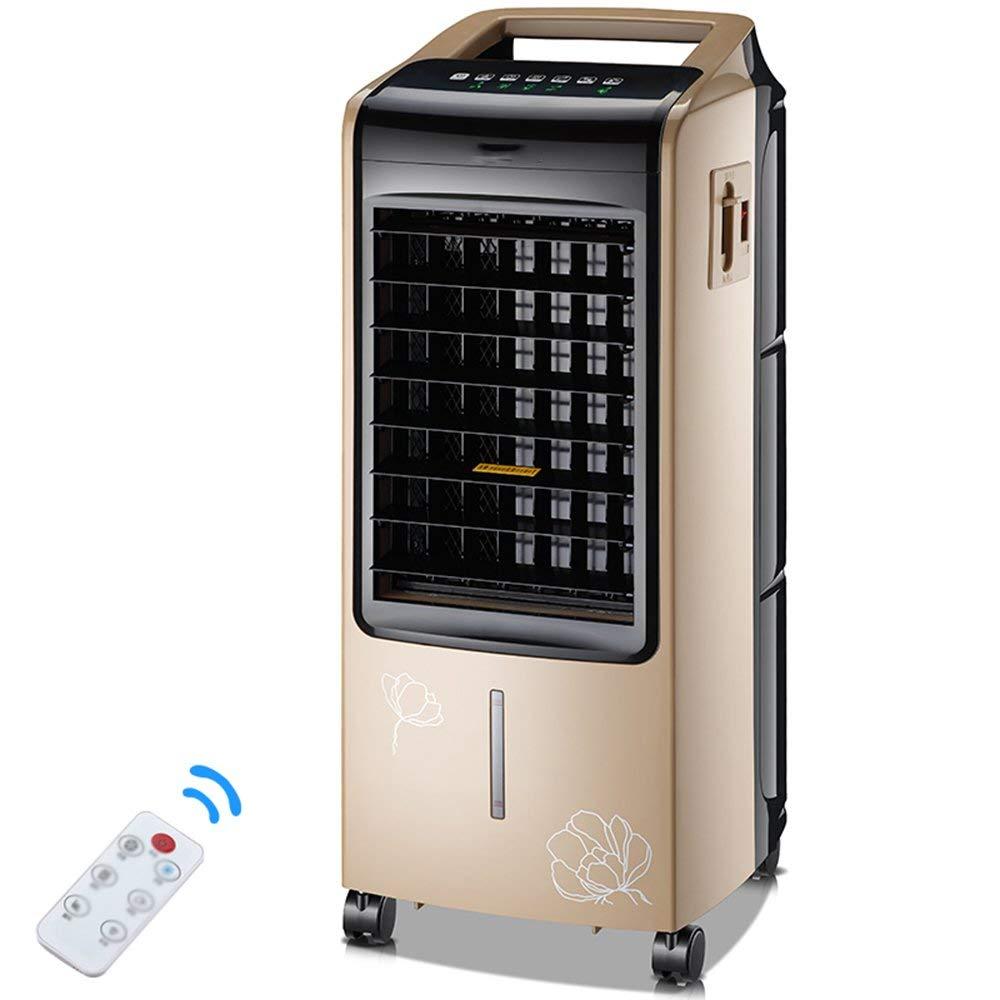 Lixingmingqi エアコンファン家庭用冷却ファン水冷ファンモバイル小型エアコン B07RXWD18X
