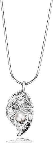 goldmaid Mujer 925 Sterlingsilber plata Perlas del Mar del Sur (australianas)
